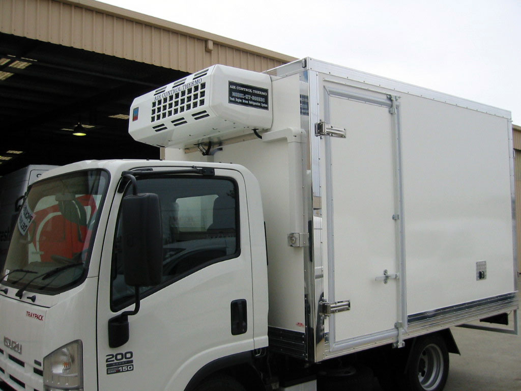 Refrigerated Truck Range | Air Control